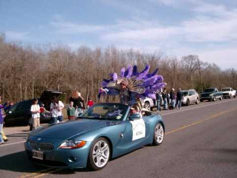Mardi Gras 2010 - Morgan City & Berwick, Louisiana.wmv