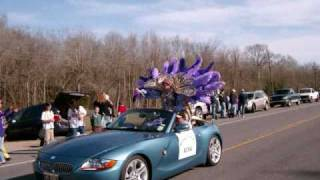 Mardi Gras 2010 - Morgan City & Berwick, Louisiana.wmv