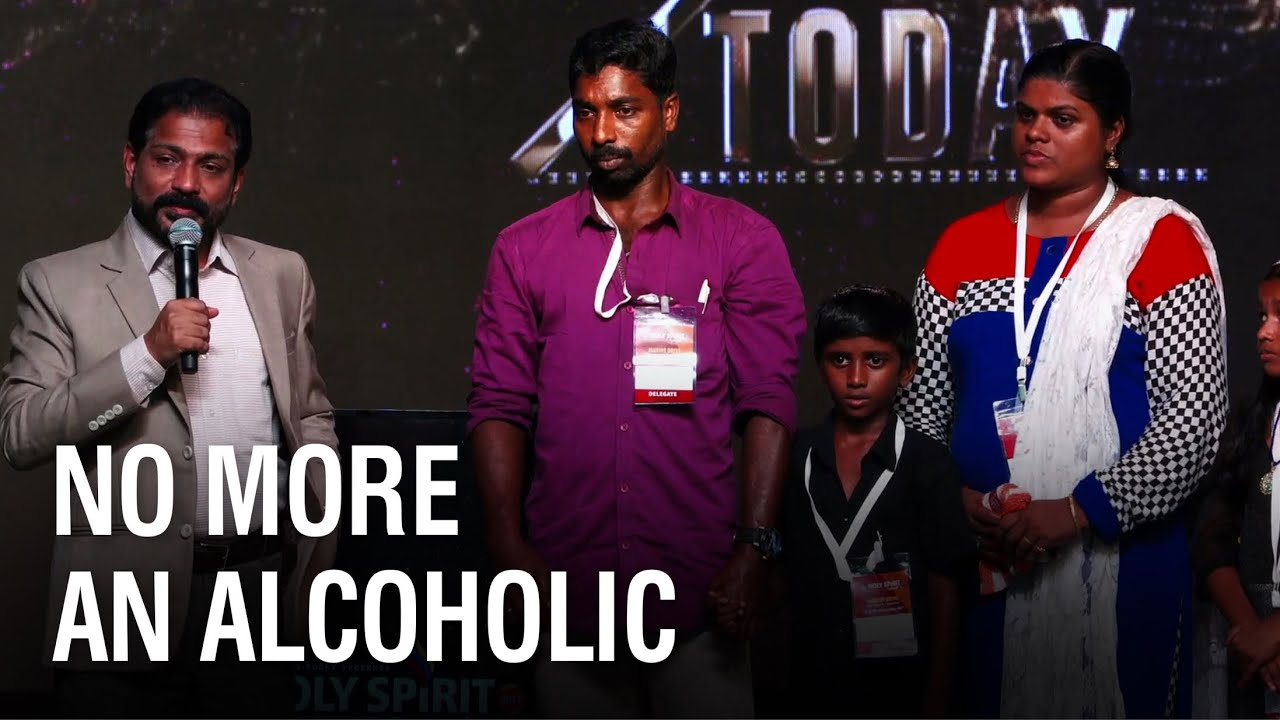 Download No More an Alcoholic // Miracles Today