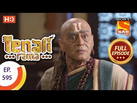 Tenali Rama - Ep 595 - Full Episode - 14th October, 2019