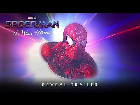 SPIDER MAN 3 Spider Verse Official Trailer (2021) Tom Holland, Zendaya Marvel Movie !!