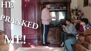 I WANT TO GET MARRIED PRANK! (11 YEAR OLD PRANKED ME!)