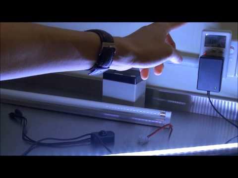 PIR Motion Sensor, LED Controller, LED Tube Light 12V Direct Current