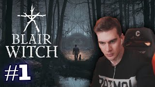 БРАТИШКИН ИГРАЕТ В ХОРРОР - BLAIR WITCH #1