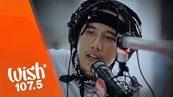 "Shanti Dope performs ""Amatz"" LIVE on Wish 107.5 Bus"