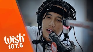 Shanti Dope performs Amatz LIVE on Wish 107 5 Bus