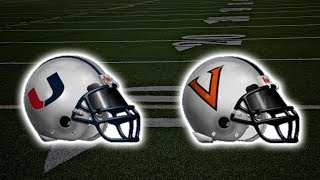 CIML Varsity Football  Urbandale @ WDM Valley