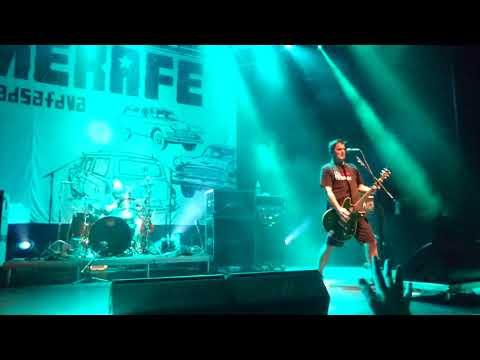 Iné Kafe - Vianoce, 15.12.2017, Brno, Sono music club