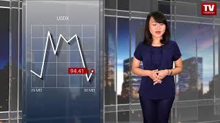 InstaForex tv news: Data AS menurunkan permintaan terhadap greenback  (31.05.2018)