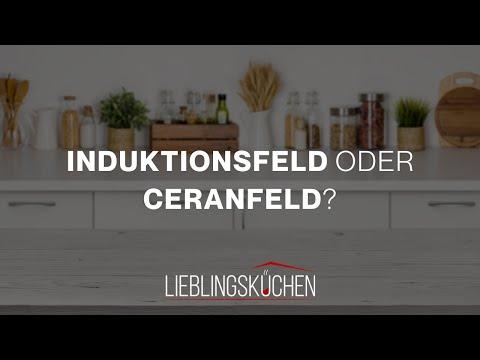 Induktionsfeld Oder Ceranfeld?