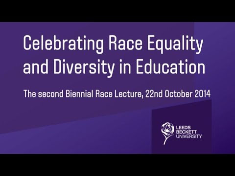 Celebrating Race Equality & Diversity in Education 2014