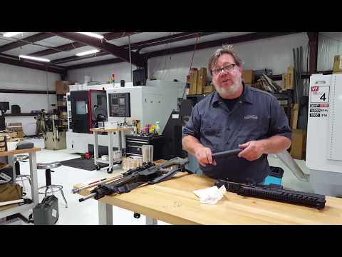 Cleaning The Thompson Machine 9mm Suppressor Sig MPX Hoppes