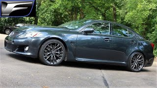 Should You Buy a Lexus ISF?  2010 Lexus IS-F Review