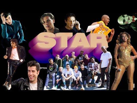 brockhampton's star with all the stars