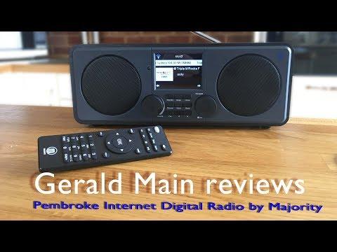 Majority Pembroke Internet Radio - Review