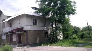 Война Разрушения Углегорск Донецкая область