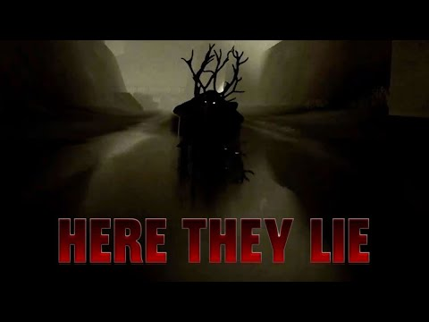 Here They Lie VR Ps4 Pro Gameplay