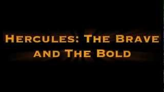 Hercules: The Brave and The Bold Official Teaser Trailer 2013 HD
