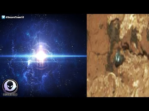 UNEXPLAINED Space Explosion Baffles Scientists 4/1/17
