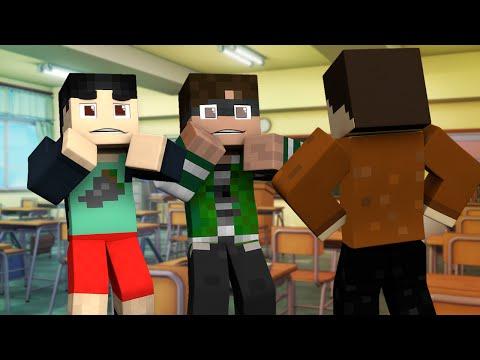 Yandere Middle School - DETENTION! (Minecraft Roleplay) #2