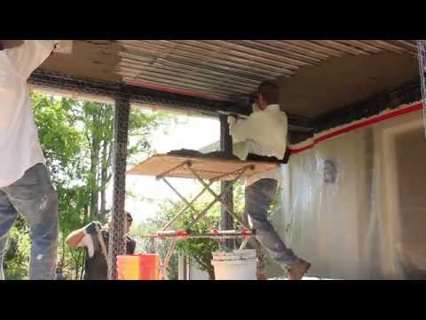 Stucco/plastering A Ceiling Professional Skill Level