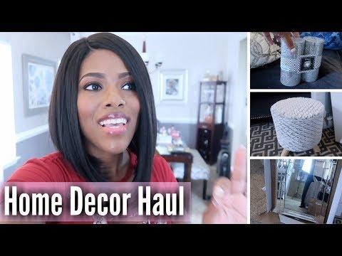💖 Glam Home 💖 HOME DECOR HAUL | AMAZON FINDS | PR HAUL