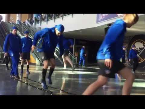 World Junior Championship - Team Finland training - Key Bank Centre - December 2017