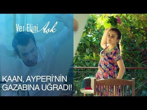 Ver Elini Aşk 6. Bölüm - Kaan, Ayperi'nin gazabına uğradı!