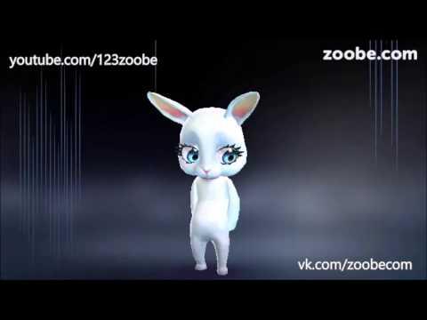 Zoobe Зайка Ждете умных шуток 1 апреля? - Лучшие видео поздравления в ютубе (в высоком качестве)!