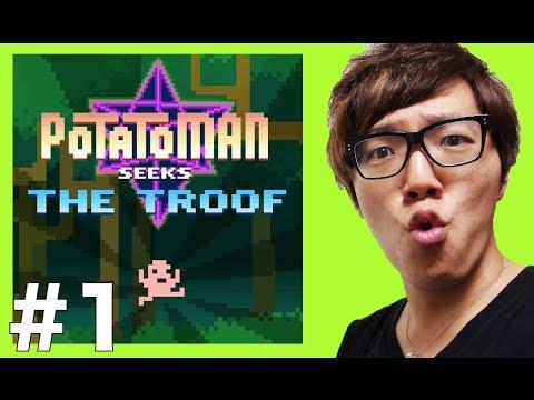 ヒカキンゲーム実況第一弾!Potatoman Seeks The Troof!1