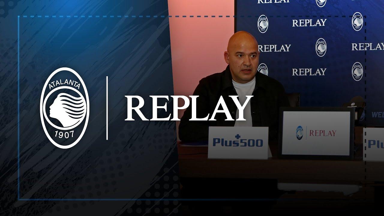 Replay Official Denim Partner Atalanta B.C.