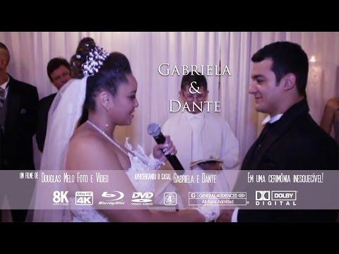 Teaser de Casamento Gabriela e Dante - www.douglasmelo.com DOUGLAS MELO FOTO E VÍDEO (11) 2501-8007