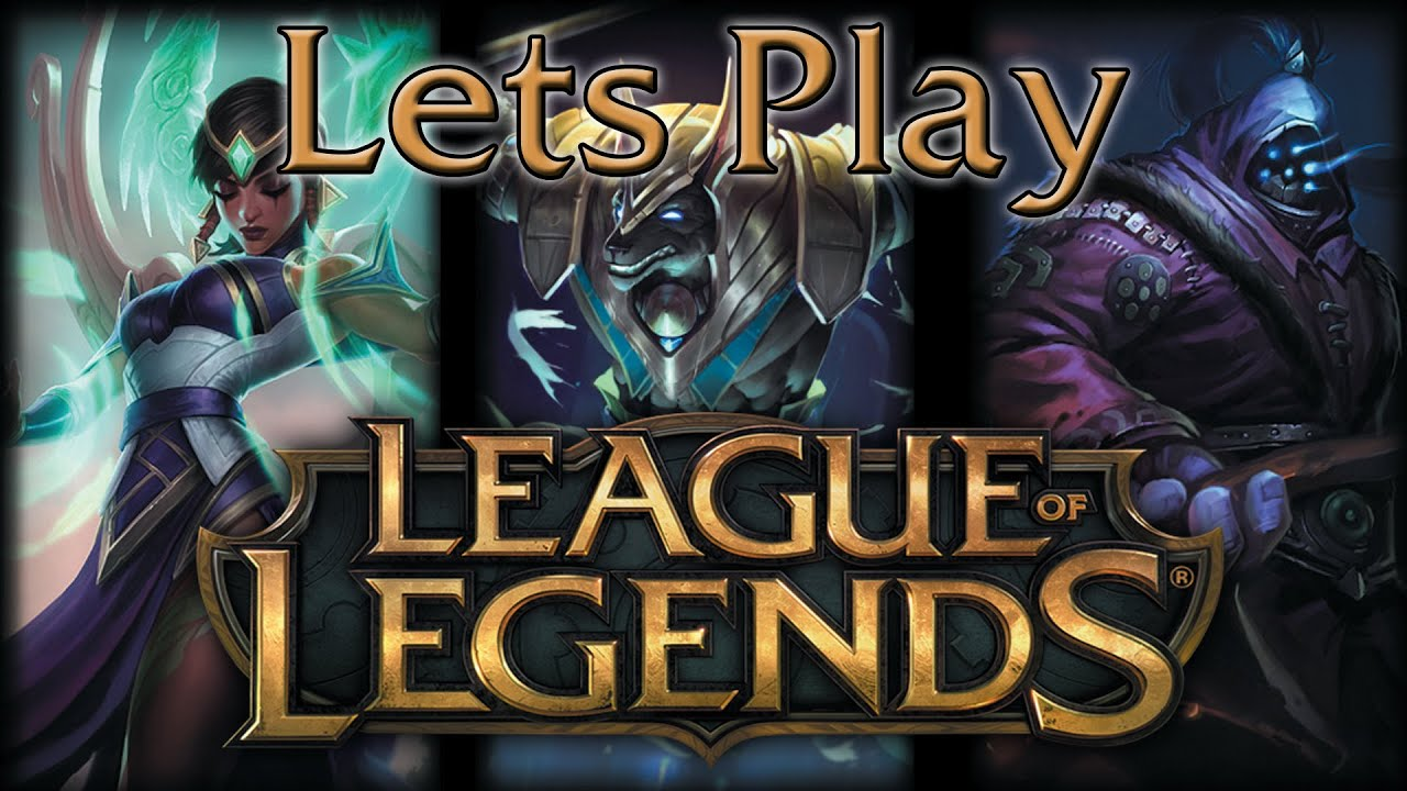 League Of Legends Spiel