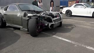 """Top Motor Show 2019"" Автомобиль для дрифта"