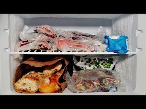 Fundstücke im Gefrierschrank: Wie lange halten gefrorene Lebensmittel?