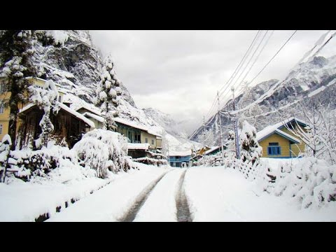 Sikkim -  On the way to Nathula - pass snow roads never ends