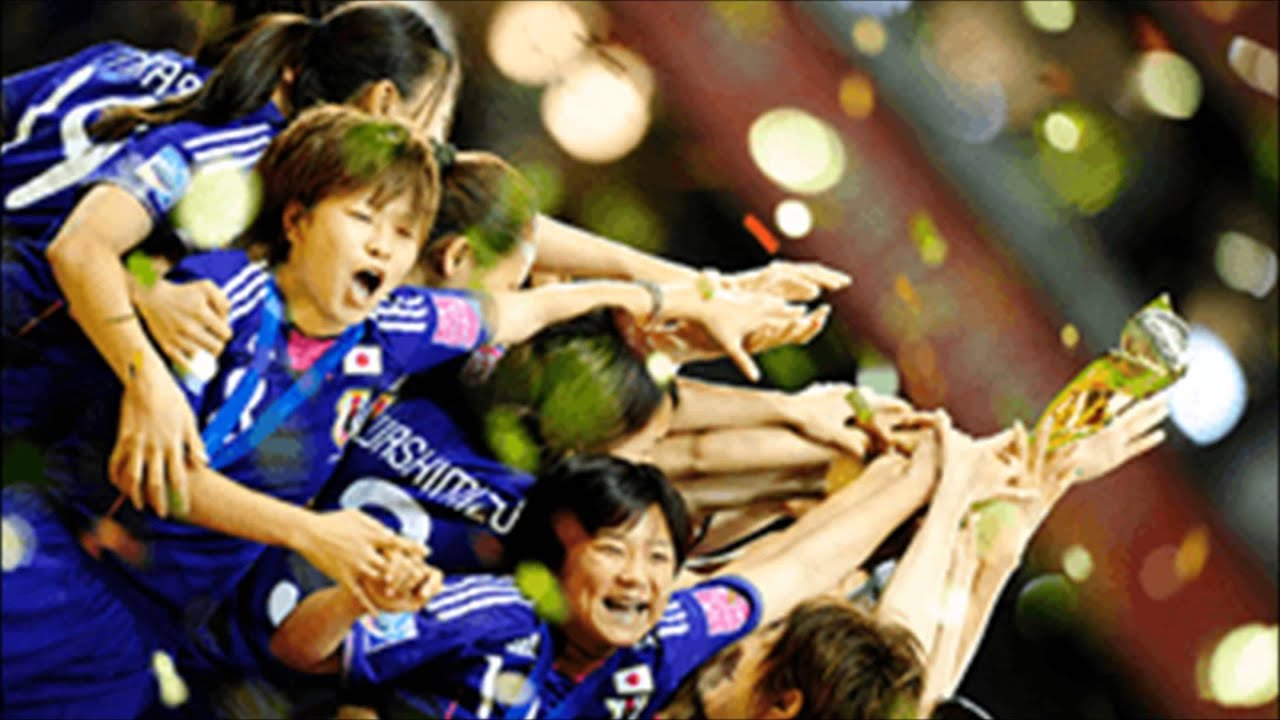 ジャパン 2011 なでしこ