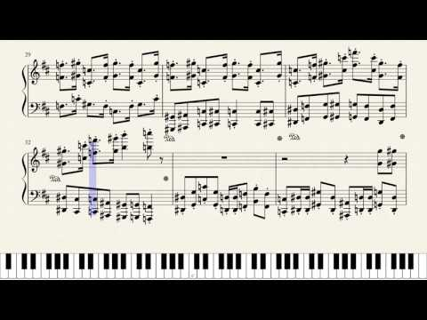 Dance of the Knights Transcription for piano solo
