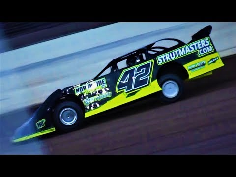 10-5-19 Late Model Heat 1 Oakshade Raceway