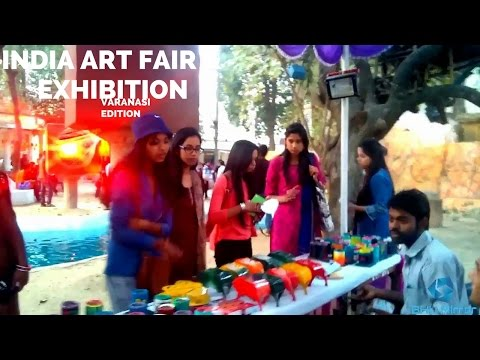 India Art Fair & Exhibition at Varanasi | Annual Day of Visual Arts | BHU | BHU Mirror