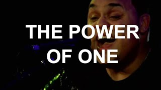 Israel Houghton - The Power Of One (Official Live Video)