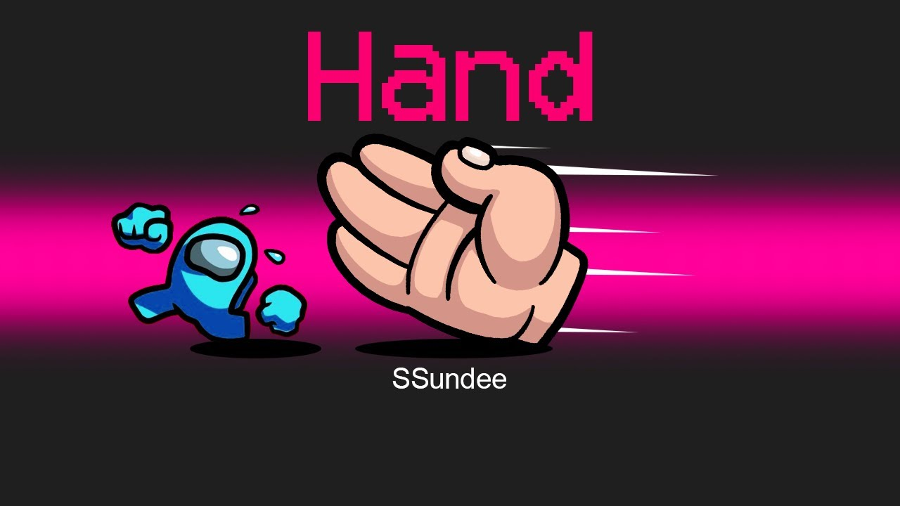 Download *NEW* HAND Mod in Among Us