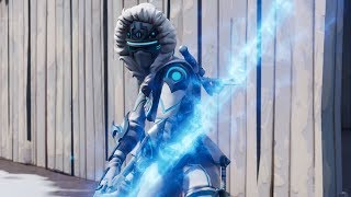 "NEW EPIC SKIN ""STRIKER NEVADA"" AND PACKAGE FROZEN EQUIPMENT! Fortnite"