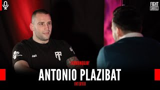 "INTERVJU | Antonio Plazibat - ""Iz Gloryja su me htjeli maknut!"" 