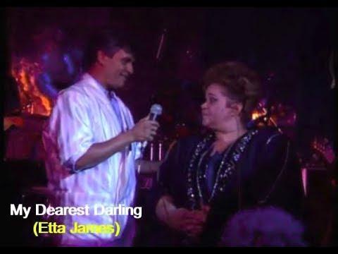 Juan Gabriel Improvisando ''My Dearest Darling'' (Etta James)