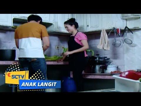 Highlight Anak Langit: Kebersamaan Tari dengan Keluarga Andra   Episode 538