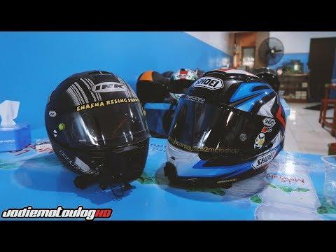 Komparasi Helm 1 Juta Dengan Helm 9 Juta
