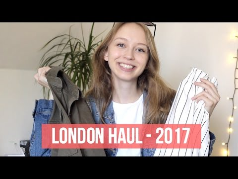 LONDON TRY ON HAUL  PRIMARK, FOREVER21, NEWLOOK...