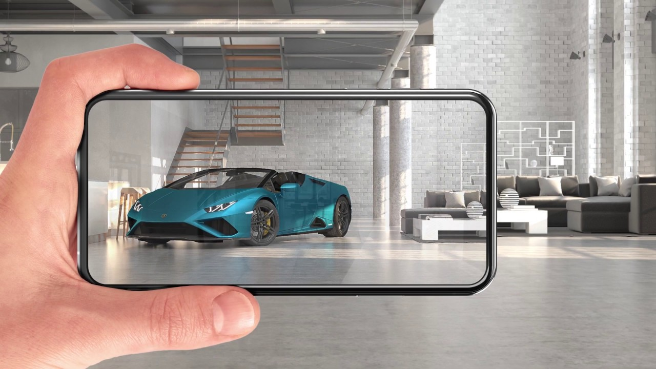 Lamborghini Launches Huracan EVO RWD Spyder With Apple's Quick ...