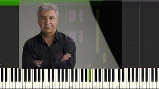 Как играть Небо на ладони на пианино видеоурок